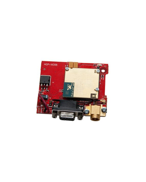 HCP XC 55E terminal is designed to support of MC 55i CINTERION module